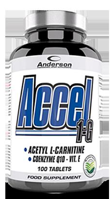 Accel 1-G 100 compresse Anderson