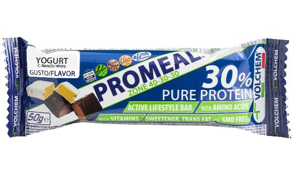 Promeal zone 403030 50g yogurt