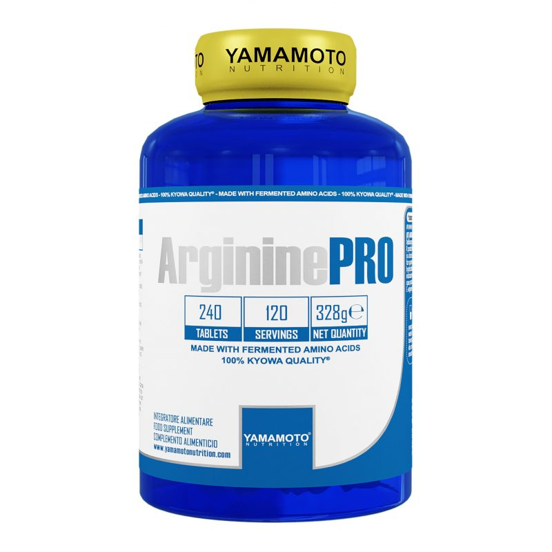 Arginina Pro Kiowa 240 Tablets Yamamoto
