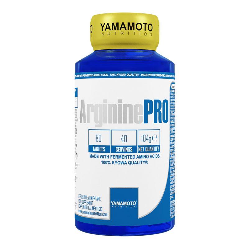 Arginina Pro Kiowa 80 Tablets Yamamoto