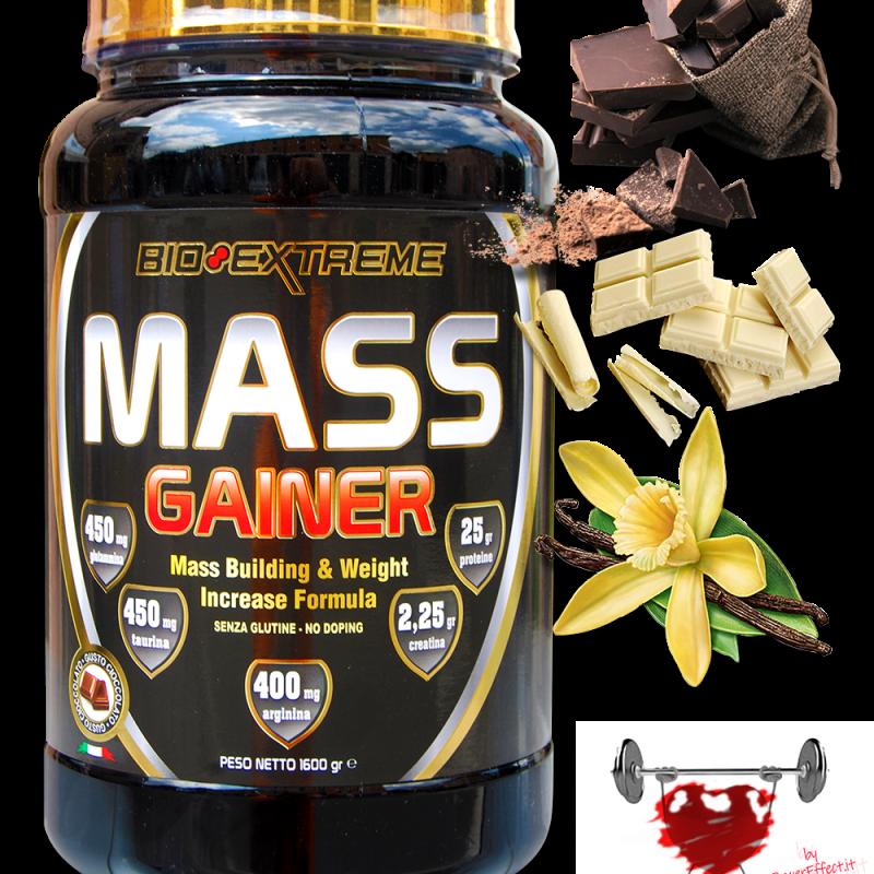 MASS GAINER 1600 g BIOEXTREME